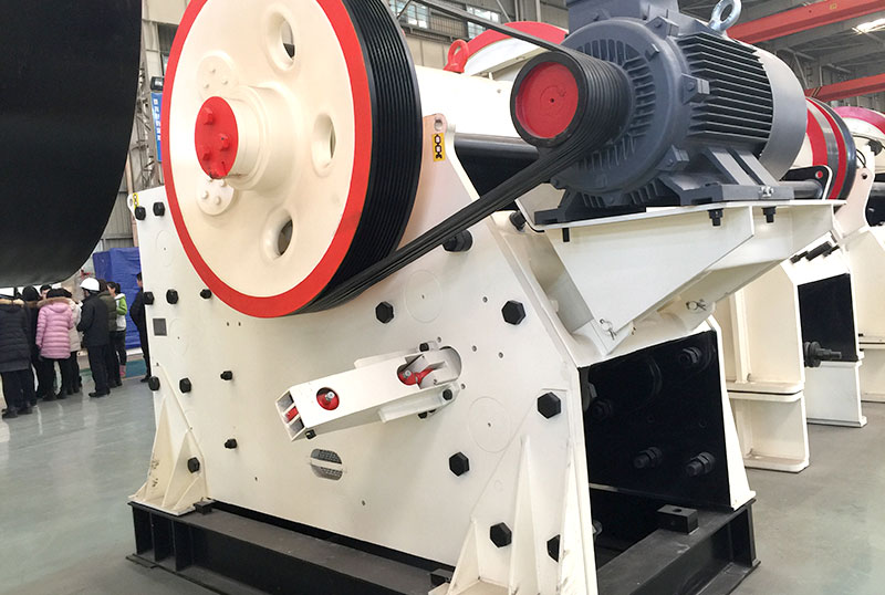 CJ Series Jaw Crusher