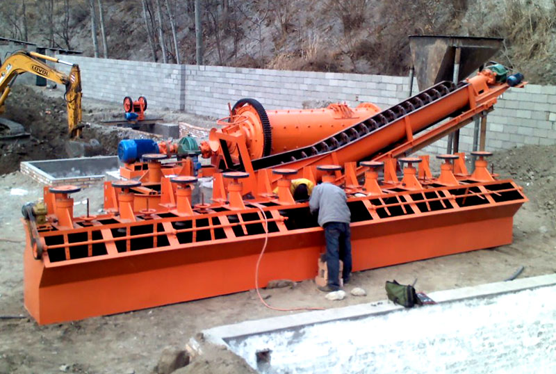 Flotation Beneficiation P