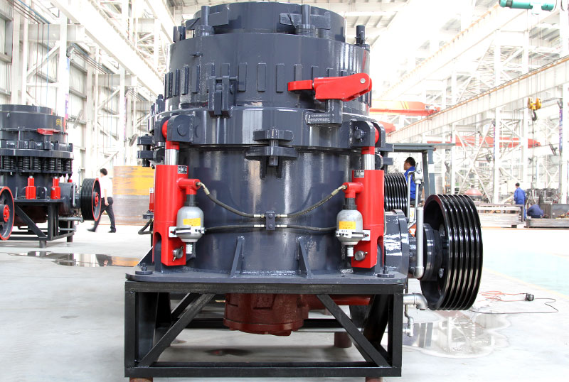 GYS Series Hydraulic Cone Crusher