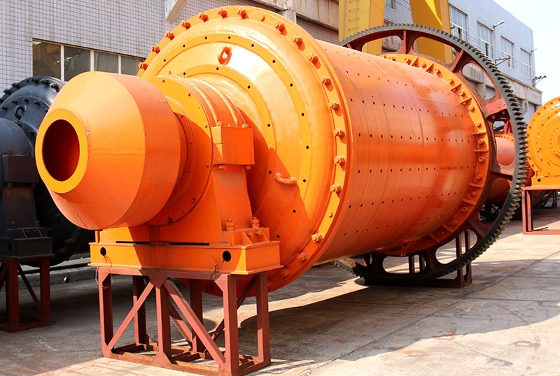 Wet Ball Mill